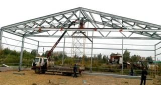 производство и строительство складов