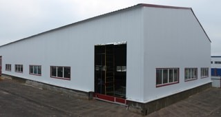 производство и строительство промышленных зданий