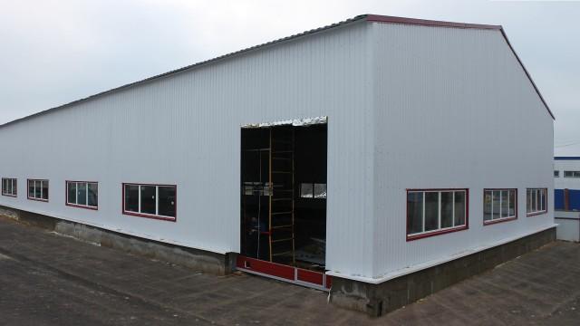 Производственные склады