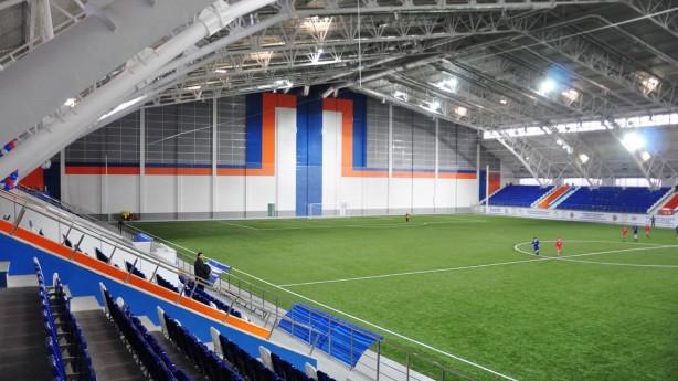 Изготовление и строительство спортивных объектов