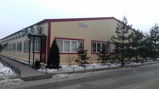 Изготовление офисных зданий