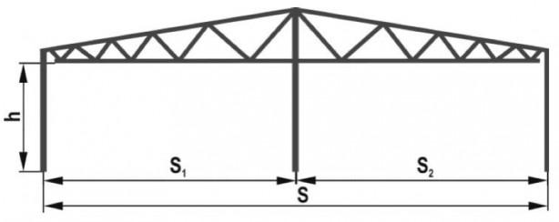 Проект здания под производство