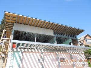 Изготовление и монтаж жилого дома в Сочи
