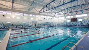 Проект спорткомплекса с крытым бассейном