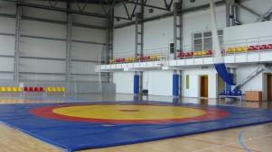 Проект спортокомплекса с универсальной спортивной площадкой