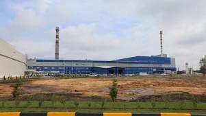 Завод построенный по быстровозводимой технологии